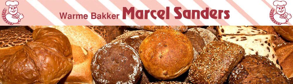 Warme Bakker Marcel Sanders